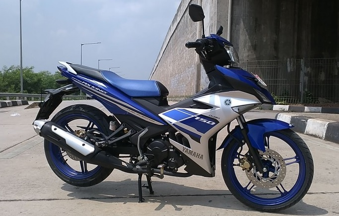 Jual sparepart motor MX King 150