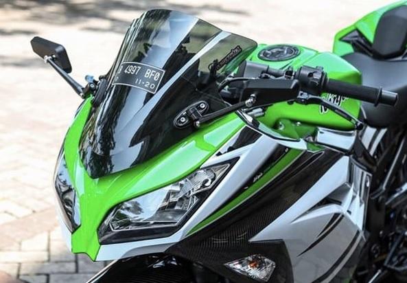 Jual sparepart motor Ninja 250 FI