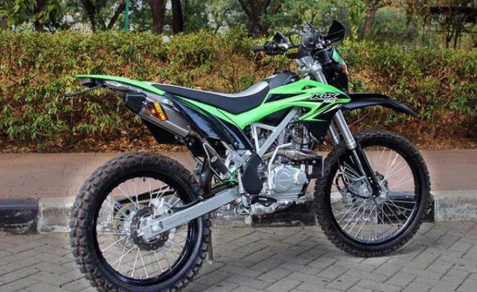 Jual sparepart motor KLX 150 L/BF